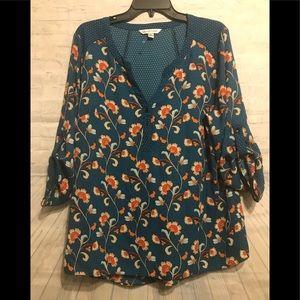 Counterparts blouse multicolor blouse